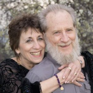 Rabbi Nadya Gross and Rabbi Victor Gross, photo by Connie Reider