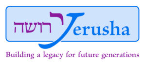 Yerusha logo - Click to learn about Yerusha's many programs.